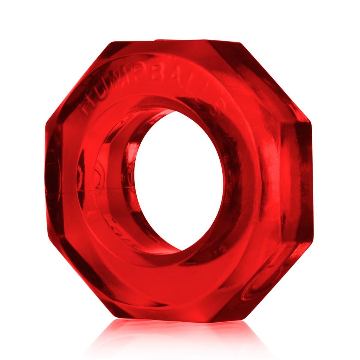 Oxballs Humpballs Cock Ring Ruby
