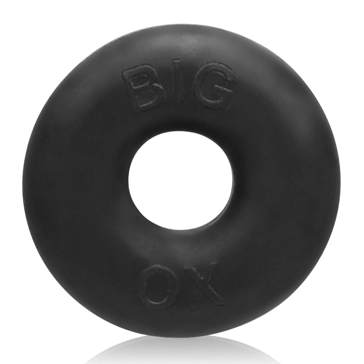 Oxballs Big Ox Cock Ring Black Ice
