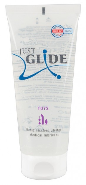 Just Glide Toys 200 ml