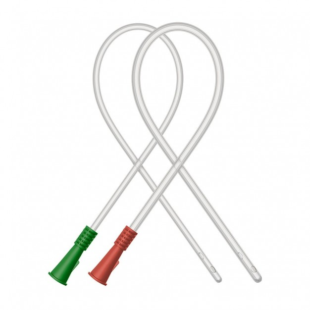 Male Nelaton Catheter 40 cm