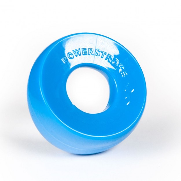 Zizi Powerstroke Cock Ring Fluo Blue