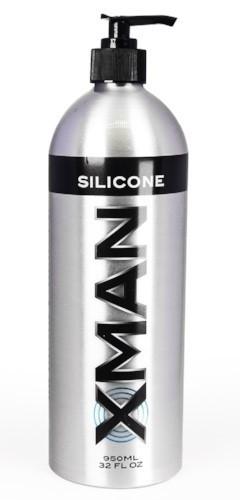 Xman Silicone Lube 950 ml