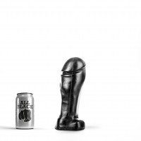All Black AB48 Dildo
