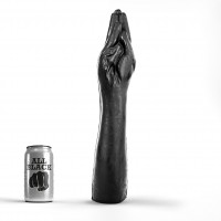All Black AB21 Wolfgang Fist Dildo