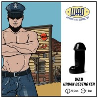 Mister B WAD36 Urban Destroyer Dildo