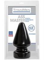 TitanMen Ass Master Butt Plug