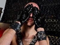 Mister B Rubber Wrist Restraints