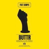 BUTTR Fist Corps Dildo