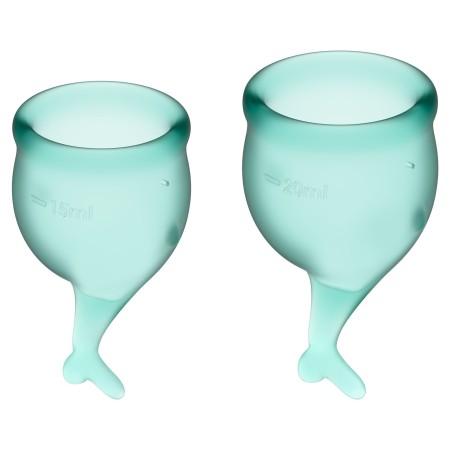 Satisfyer Feel Secure Menstrual Cups