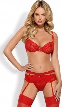 Obsessive Heartina Sexy Lingerie Set