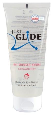 Just Glide Strawberry 200 ml