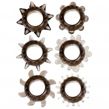 Linx Tickler Cock Rings Set