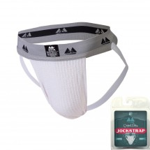 MM Original Edition Jockstrap White
