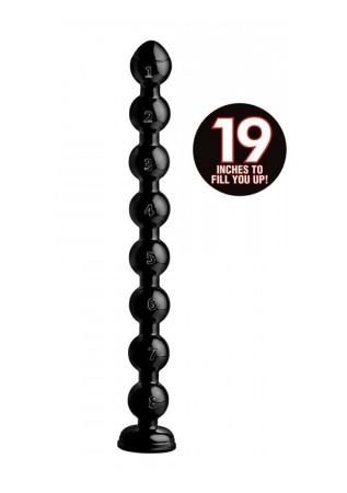 Hosed 19 Inch 2″ Beaded Hose