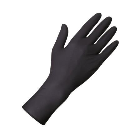 Unigloves Select Black 300 Examination Gloves