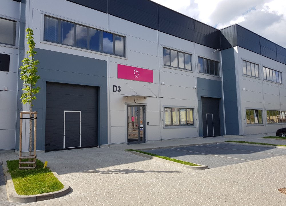 Sexshop 51, Letnany Business Park, Prague
